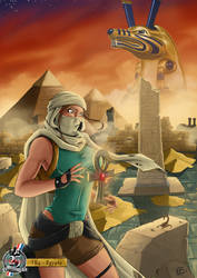 25th anniversary of TR - Egypt
