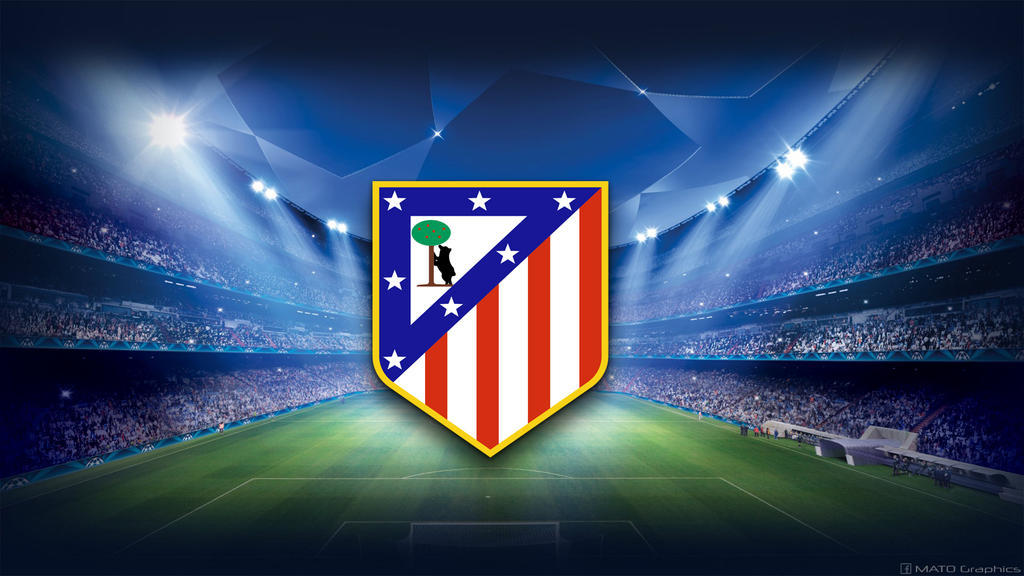 Atletico madrid ucl wallpaper by matographics on deviantart atletico madrid ucl wallpaper by matographics voltagebd Choice Image