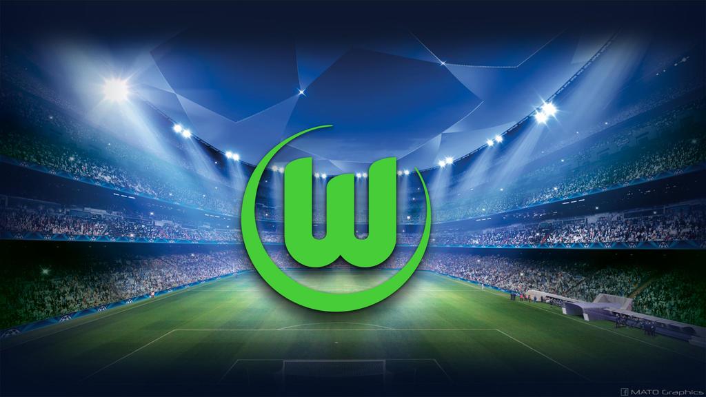 VfL Wolfsburg - UCL Wallpaper by MATOGraphics on DeviantArt