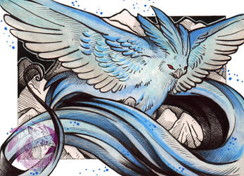 Articuno by Idlewings