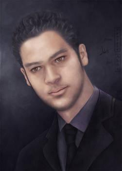 Abdo - Portrait
