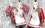 Hannah Montana wall