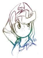 Aj doodle by NolyCS