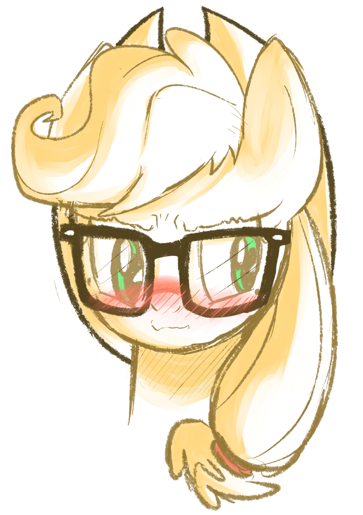 Geek Apple by NolyCS