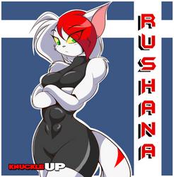 Rushana Pose by Mastergodai