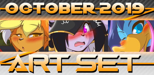 October Art set is now availiable