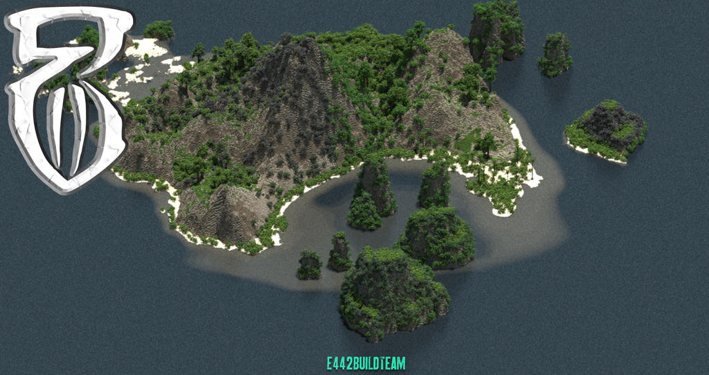 Rift Island - Pirate Theme Survival Island - Maps - Mapping and ...