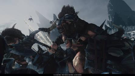 Total War Warhammer - Minotaur