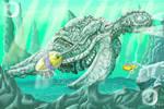 Sea-turtle-robot-40719a-texture