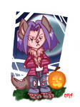 AHWOO! Werewolves of Kanto!
