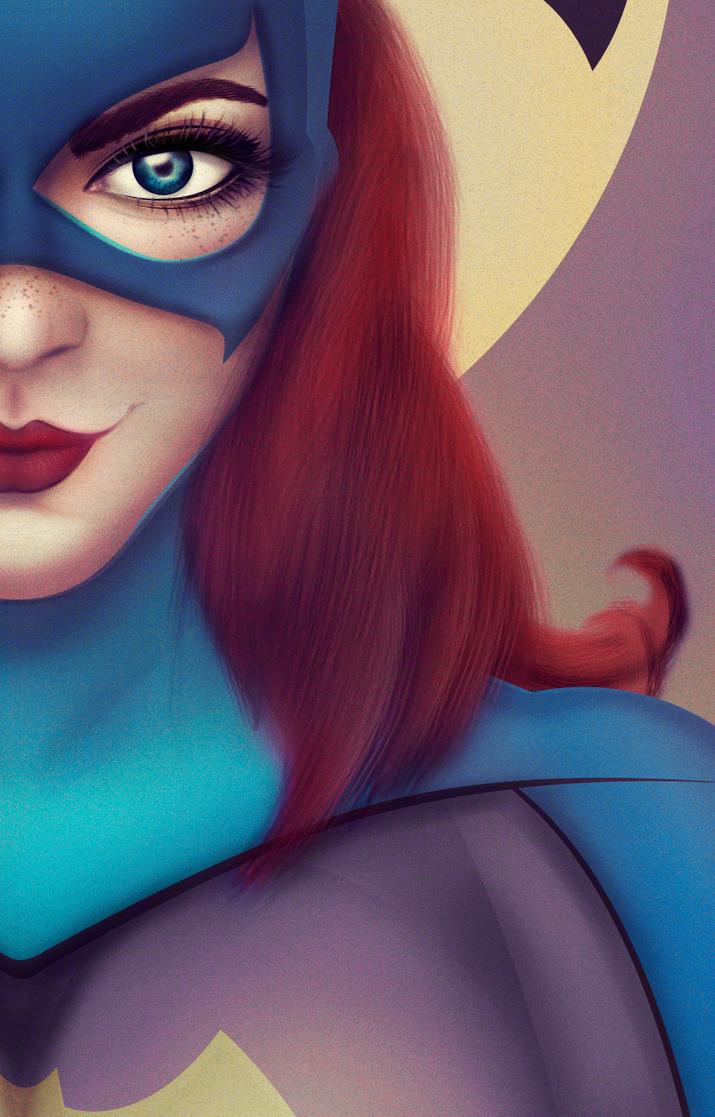 BatGirl by Andymemu