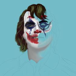 Joker 2019 quick sketch