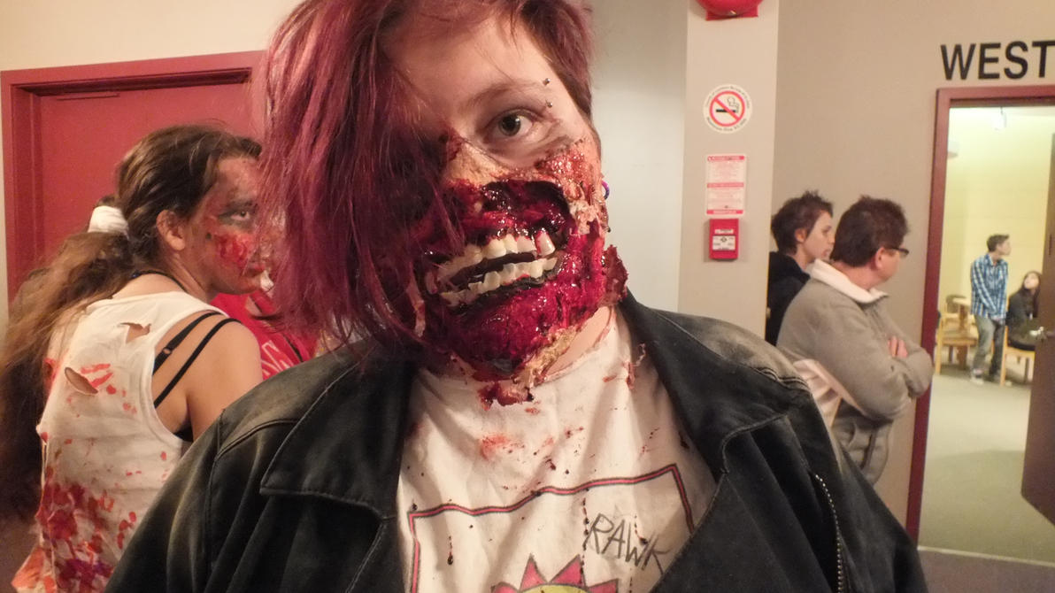 2014 Zombiefest - 1 by blargofdoom