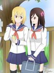 Bocchi  Nako (highschool version)
