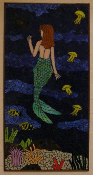 Mermaid by Mystic-Mosaics