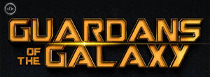 Guardans of the Galaxy text style photoshop by dkasparov