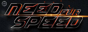 Need For Speed Text Style by dkasparov