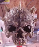 Skull study by RevenantSpirit