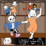 Swing Dancing (Mango) for bloo Part 2