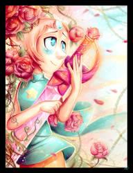 In Memory of Rose - Pearl Steven Universe