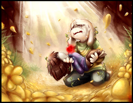 I Couldn't Save them - Undertale Asriel