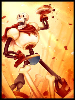 THE GREAT PAPYRUS!!!