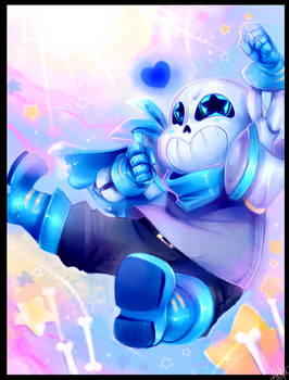 Underswap Sans!!!!! - Commission
