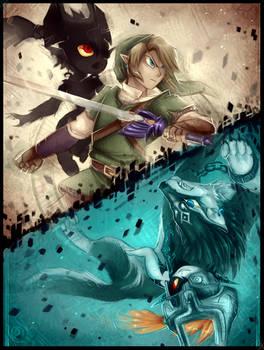 Crossing Twilight - Zelda Twilight Princess