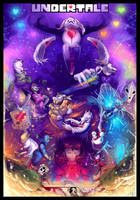UNDERTALE COLLAB with Crystal Kitty K