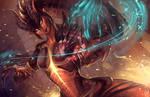 Dragon Symmetra - Halloween Skin