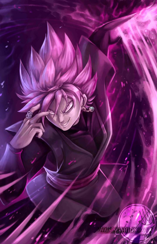 Goku Black  by WalkingMelonsAAA