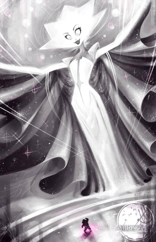 White Diamond! by WalkingMelonsAAA