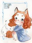Little Roisin (commission)