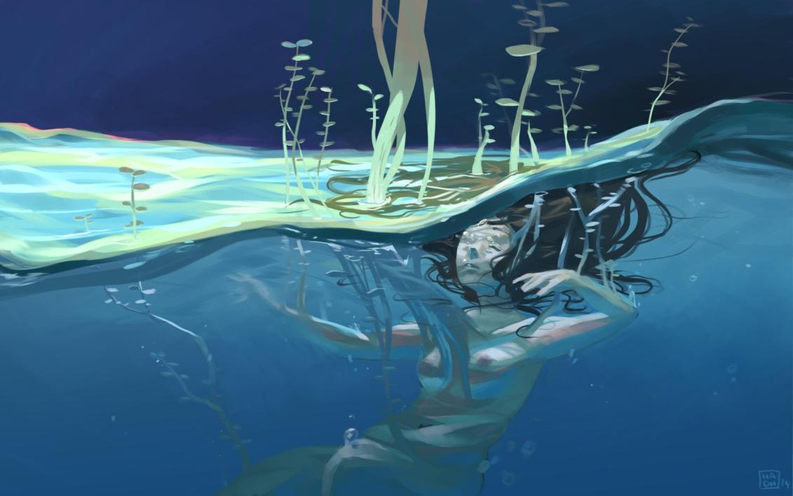 Underwater by hadh