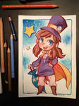 A Hat in Time Fanart