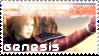 CC Stamp 1 - Genesis by katiekins324