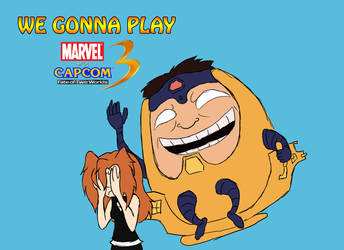 We Gonna Play: Marvel vs Capcom 3 by HojoMcOjo