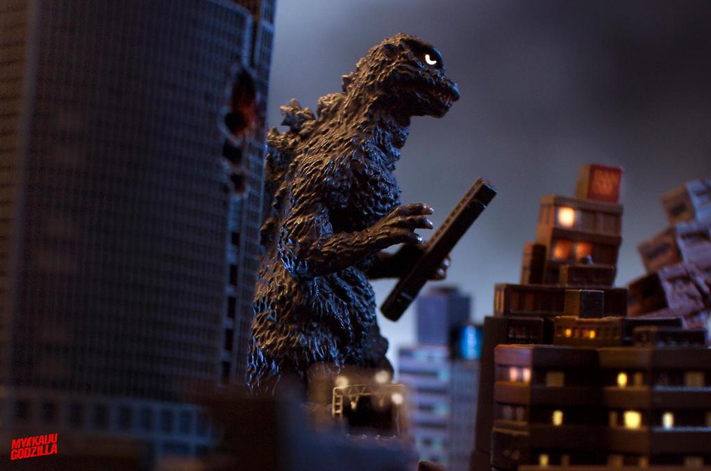 Godzilla 1984 by jrgojira on DeviantArt