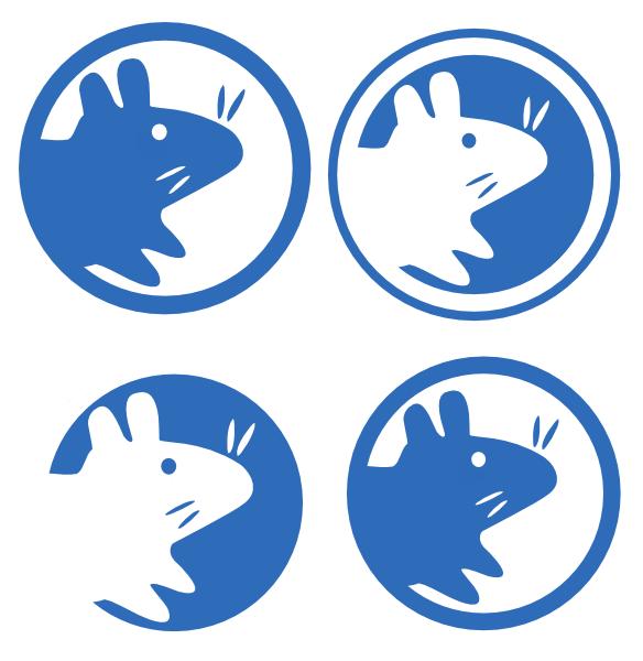 Xubuntu Logo Mockup 2