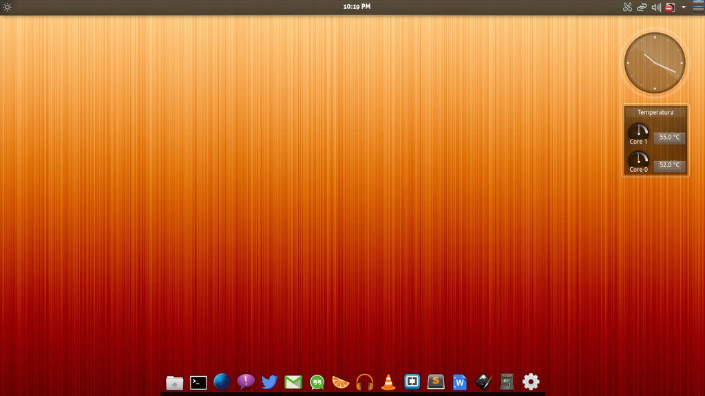 KDE 4 11 + Plank + ArchLinux by elavdeveloper on DeviantArt