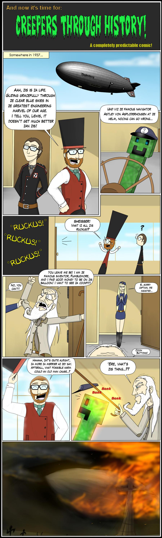 Yogscast Comic by Cryosignal