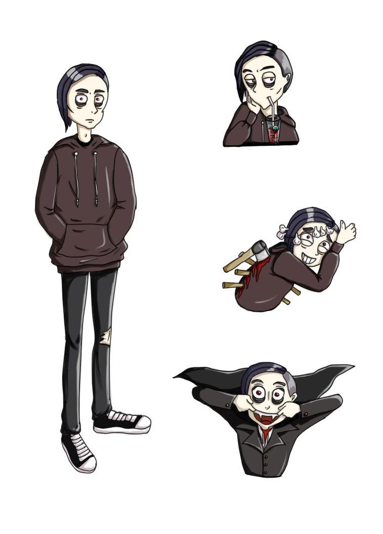 The Vampire Vlad by Nuraina1997