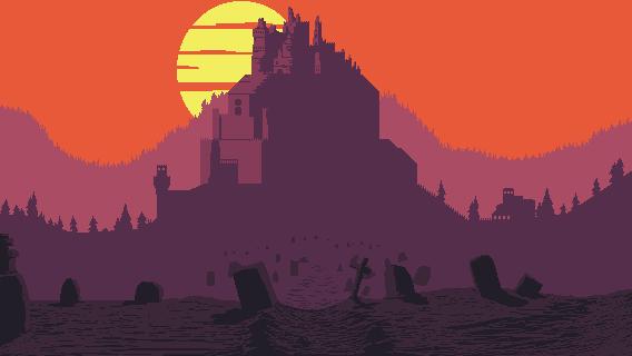 Ominous Sundown by Johasu