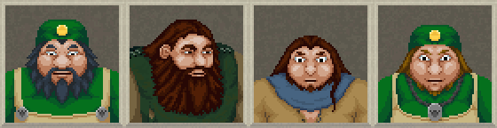 Turmmol Traders Dwarf Portraits by Johasu