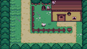 Zelda Stylized Scene