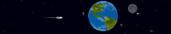 Earth Scene  --  Twin Breaker