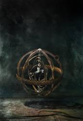 naphtaline astrolabe by Yann-nguema