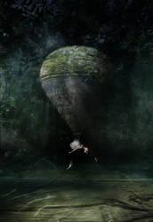 naphtaline ballon by Yann-nguema