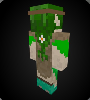 minecraft wood skin 2