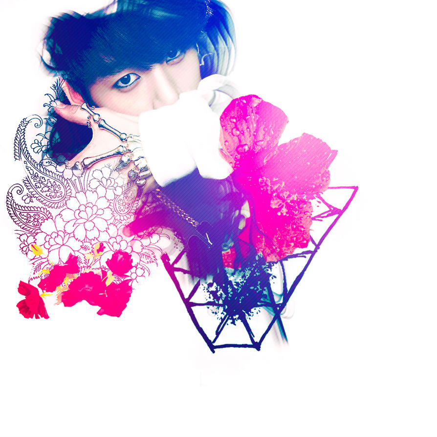 Bts Jungkook Glasses Wallpaper: JungKOOK BTS By DahaeDesign On DeviantArt